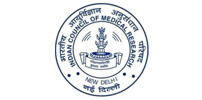 ICMR : Indian Council for Medical Research, New Delhi.