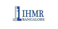 IHMR : Institute of Health Management Research, Bangalore